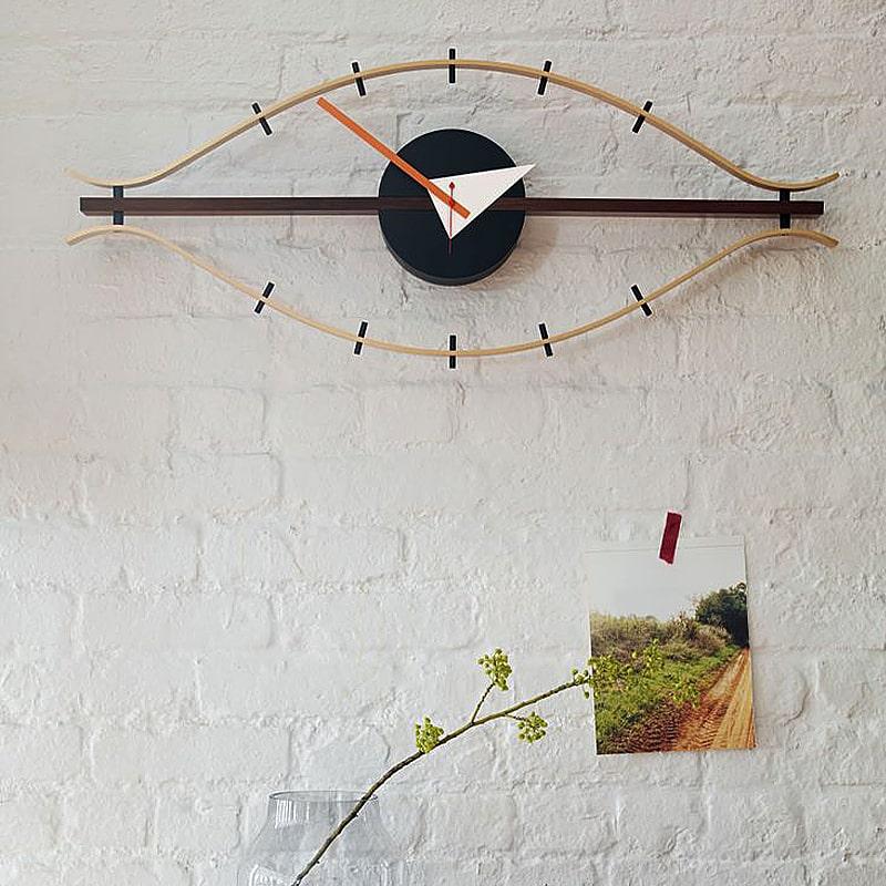 horloge decorative murale design sejour