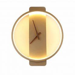 Horloge design murale Led