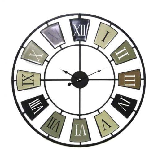 Horloge murale 70 cm vintage