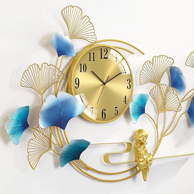 horloge murale design geante moderne