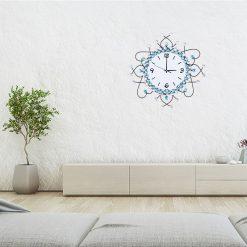 horloge murale design originale salon