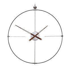 Horloge murale métal Design