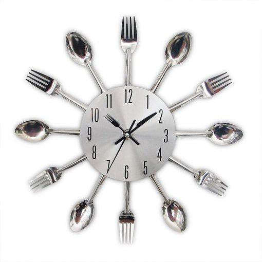 Horloge murale originale pour la cuisine