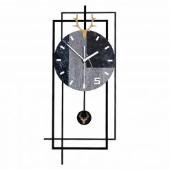 Horloge murale rectangulaire Design