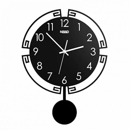 Horloge pendule murale style vintage