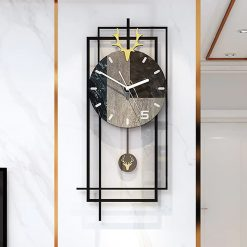 horloge rectangulaire design
