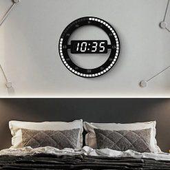 Horloge murale pour chambre