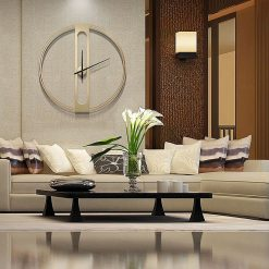 Horloge contemporaine design