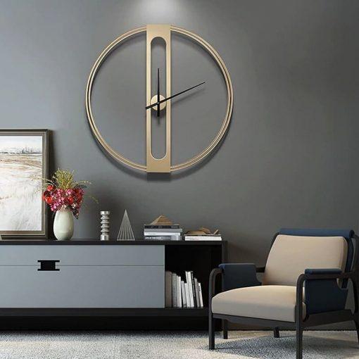 Horloge contemporaine murale style design