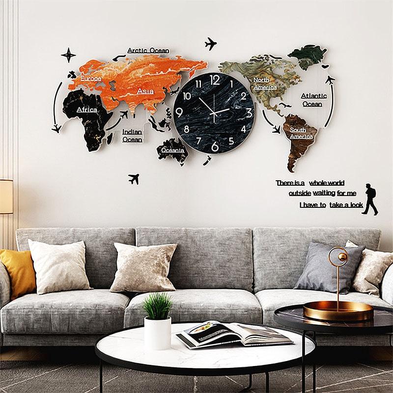 Horloge géante originale