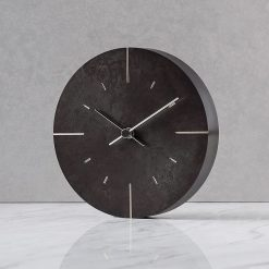 horloge metal style vintage