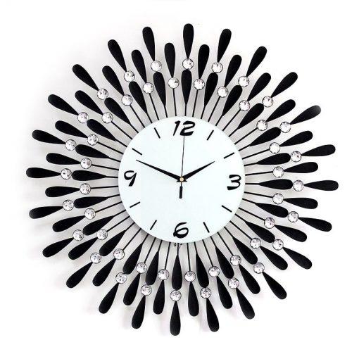 Horloge murale de luxe