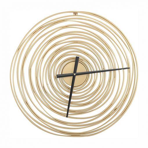 Horloge murale Design en métal