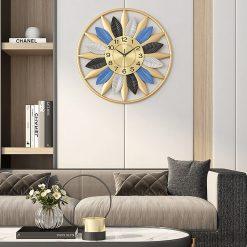 Horloge murale style vintage
