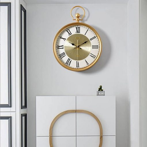 horloge retro vintage industriel haut gamme