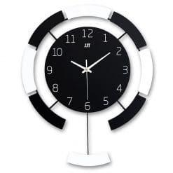 Grande horloge murale déco