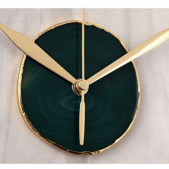 Aiguilles dorées originales de l'horloge pendule moderne