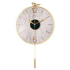 Horloge murale pendule moderne